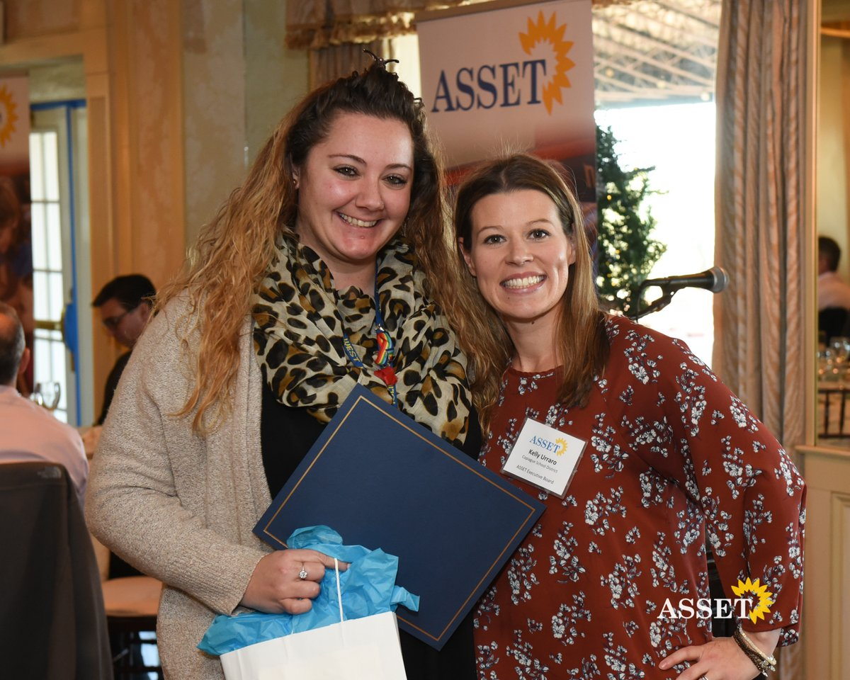 What a wonderful event to be a part of!  Thank you @assetny & to all of the Bright Lights recipients! #ASSETNY #CSDNET
