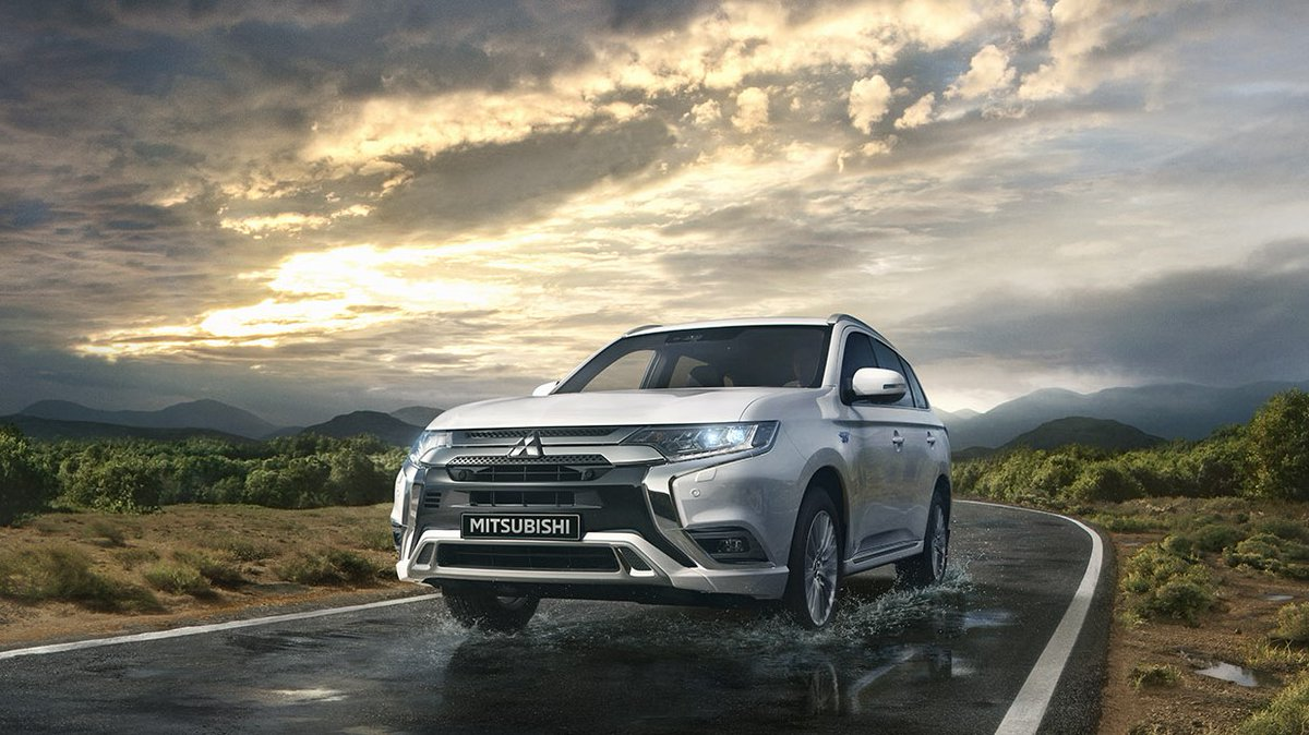 Worried about being stuck in a thunderstorm in a PHEV or EV? ⛈  There's no need to be as they are just as safe as ordinary cars! We look at this, and more at: