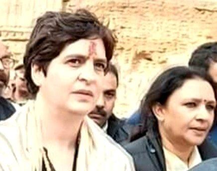 Happy birthday day Didi,    Honorable Genral secretary of inc,Incharge U.P. Mrs Priyanka Gandhi Vadra