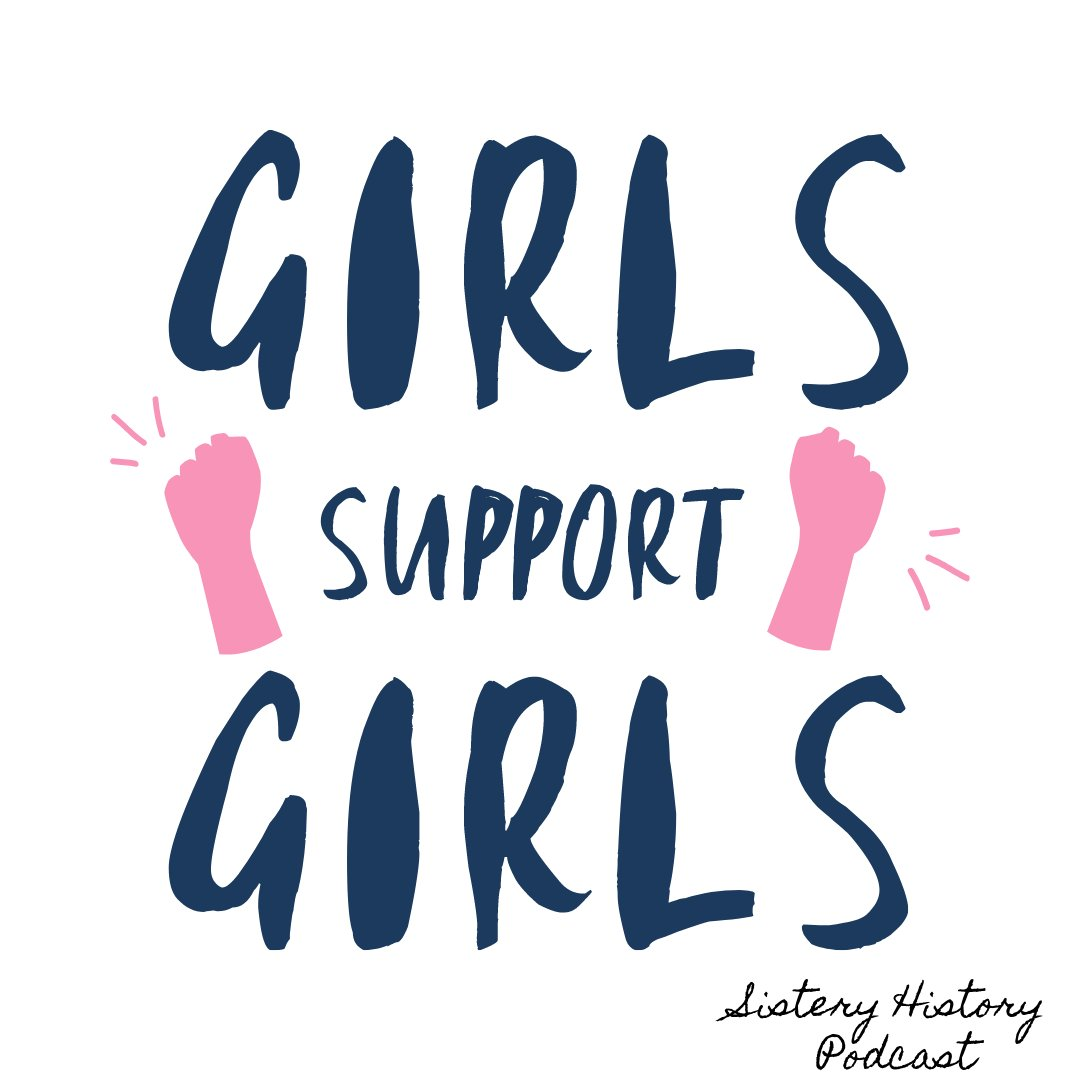Do you have a blog, podcast, band, side hustle.... anything!?  Share a link in the comment below so we can all support each other in our various passions! #Podcast #Podcasting #Feminism #Empowerment #Women #Inspiration #Community #Share #FeminismQuotes #GirlsSupportGirlspic.twitter.com/y9GAoczLZY