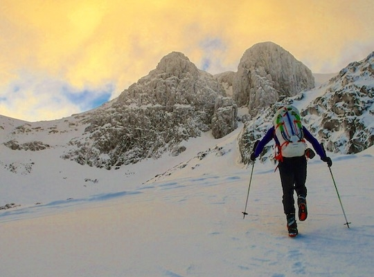 We weren't sure about the first tip! But it turns out these Scottish winter #climbing tips from seasoned climber Matt Helliker are well worth the read. http://ow.ly/O0QZ30iQO7B