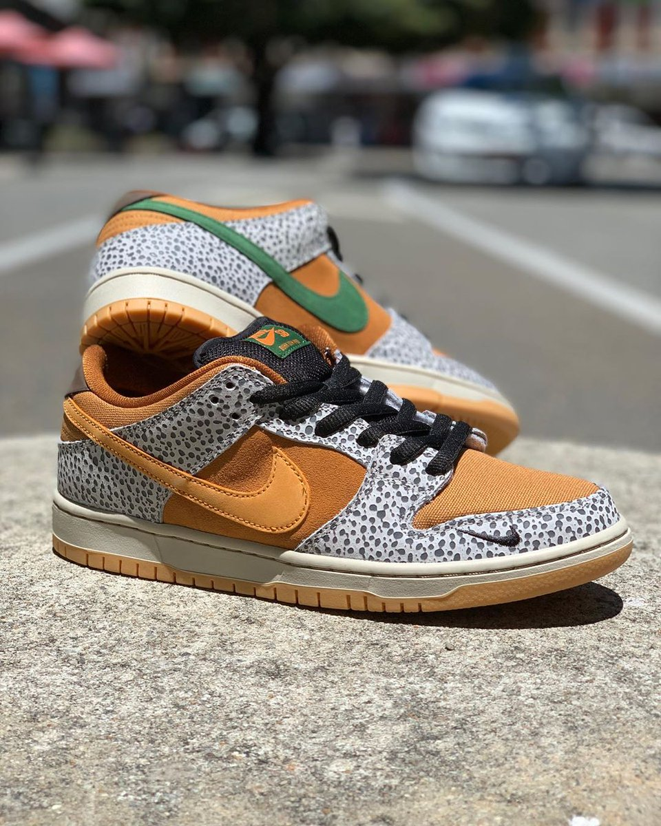 nike sb dunk low safari dove comprare