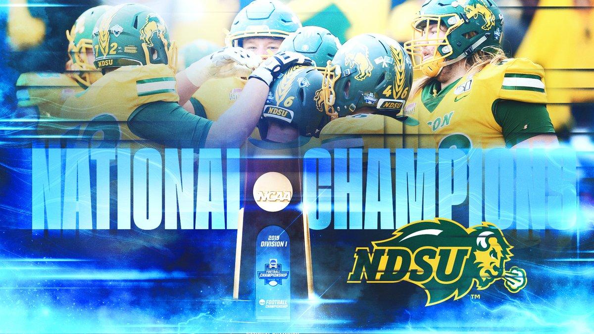 @NCAA_FCS's photo on North Dakota State