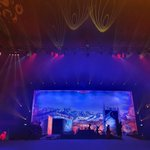 Image for the Tweet beginning: Le spectacle du @CirquePhenix Nomade,