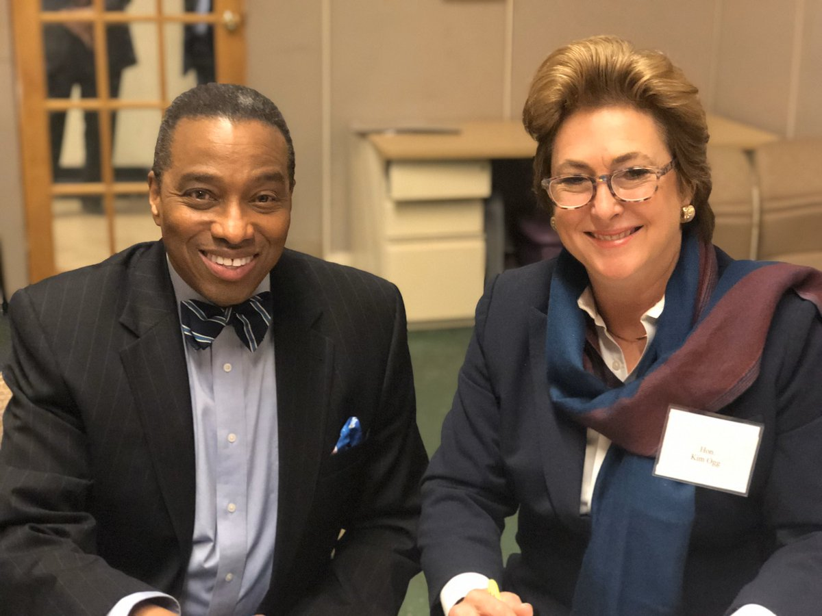 "Honored to participate in this exciting ""2020 US Senate Candidate Forum"" as moderator with KPRC2 Khambrel Marshall."