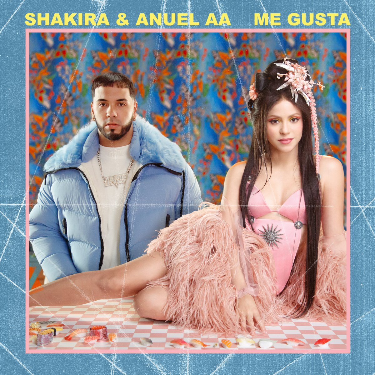 @shakira's photo on Anuel