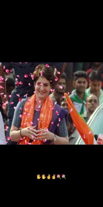Wishing you happy birthday priyanka gandhi