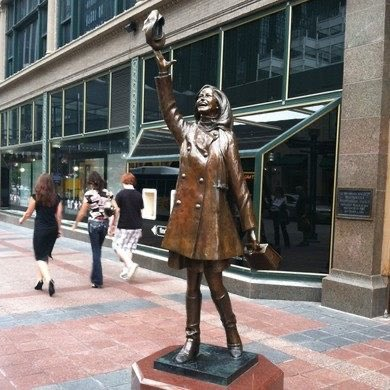My hero.  A woman who learned to thrive in a male dominated field.  Never missed a single episode of #themarytylermooreshow! <br>http://pic.twitter.com/FPtvxMzwEF