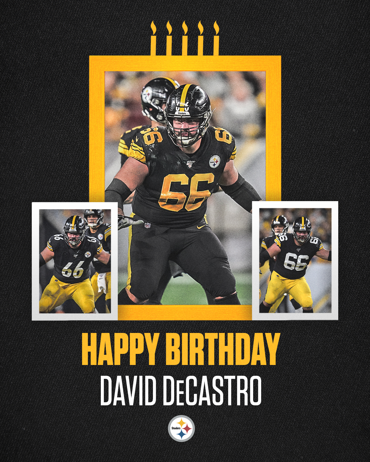 Pittsburgh Steelers On Twitter Happybirthday To David Decastro
