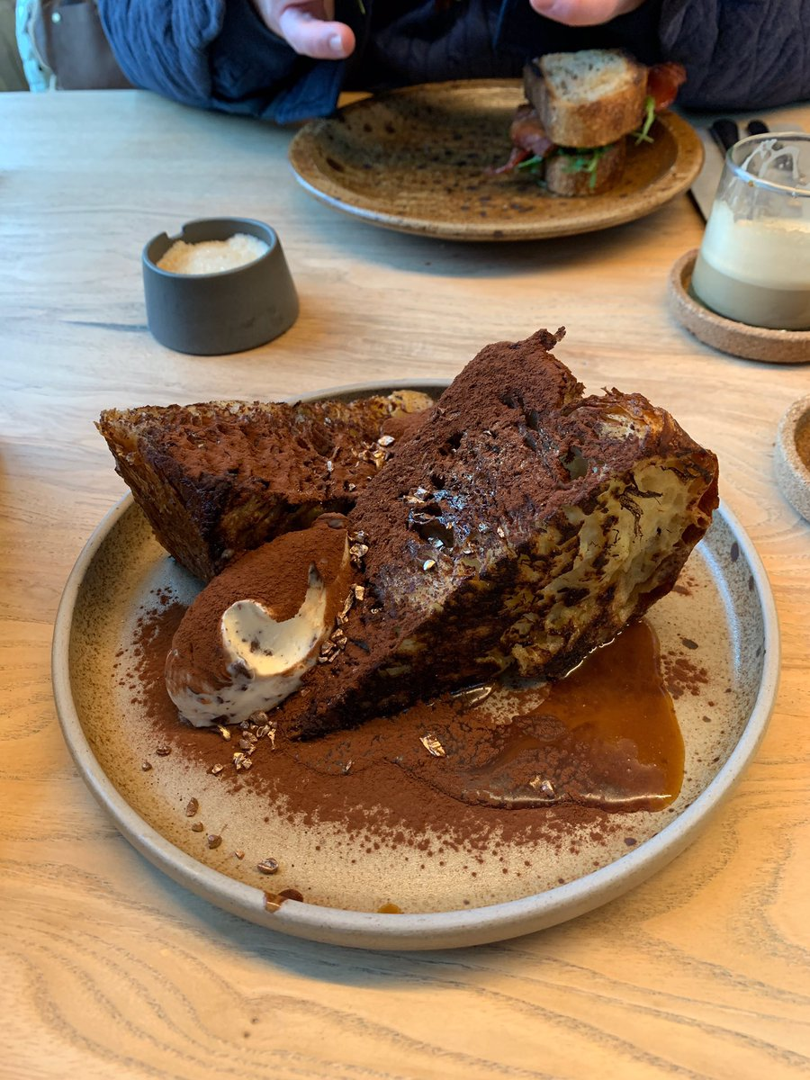 @JudithWatson4 @LucyMPowell @PollenBakery Must of just missed you the Tiramisu French Toast was wonderful @PollenBakery today