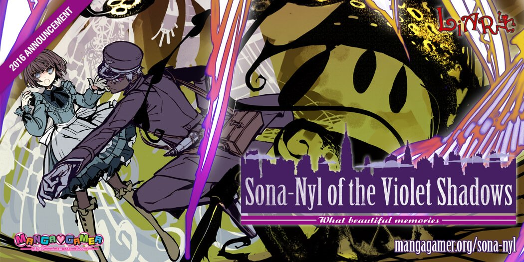 Moving along to in production titles: Sona-Nyl of the Violet Shadows is 100% translated and 75% edited!