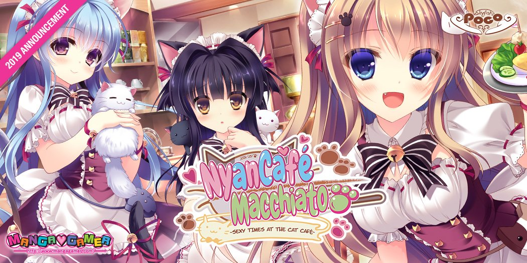 NyanCafe, AKA Secret Project #5, is now in programming!