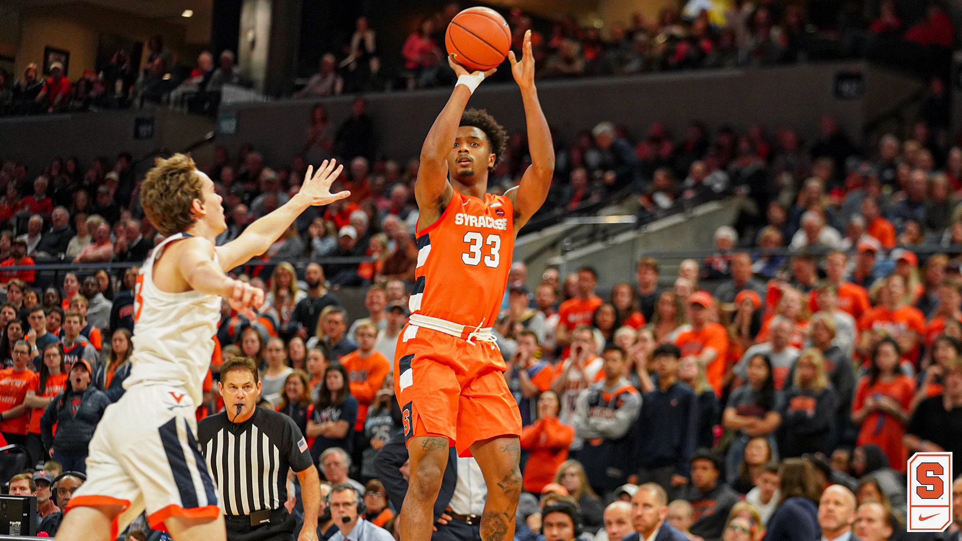 ORANGE GAME DAY: Syracuse takes on Virginia in Charlottesville today (preview & info)