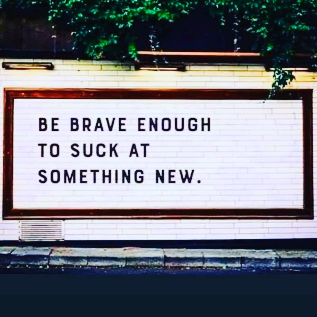 Embrace the suck! #SeekChaseLift #fitleaders #leadupchat #LeadLAP
