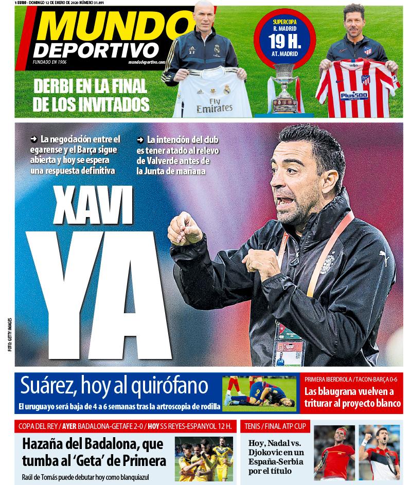 FC Barcelone : c'est le jour J pour Xavi !