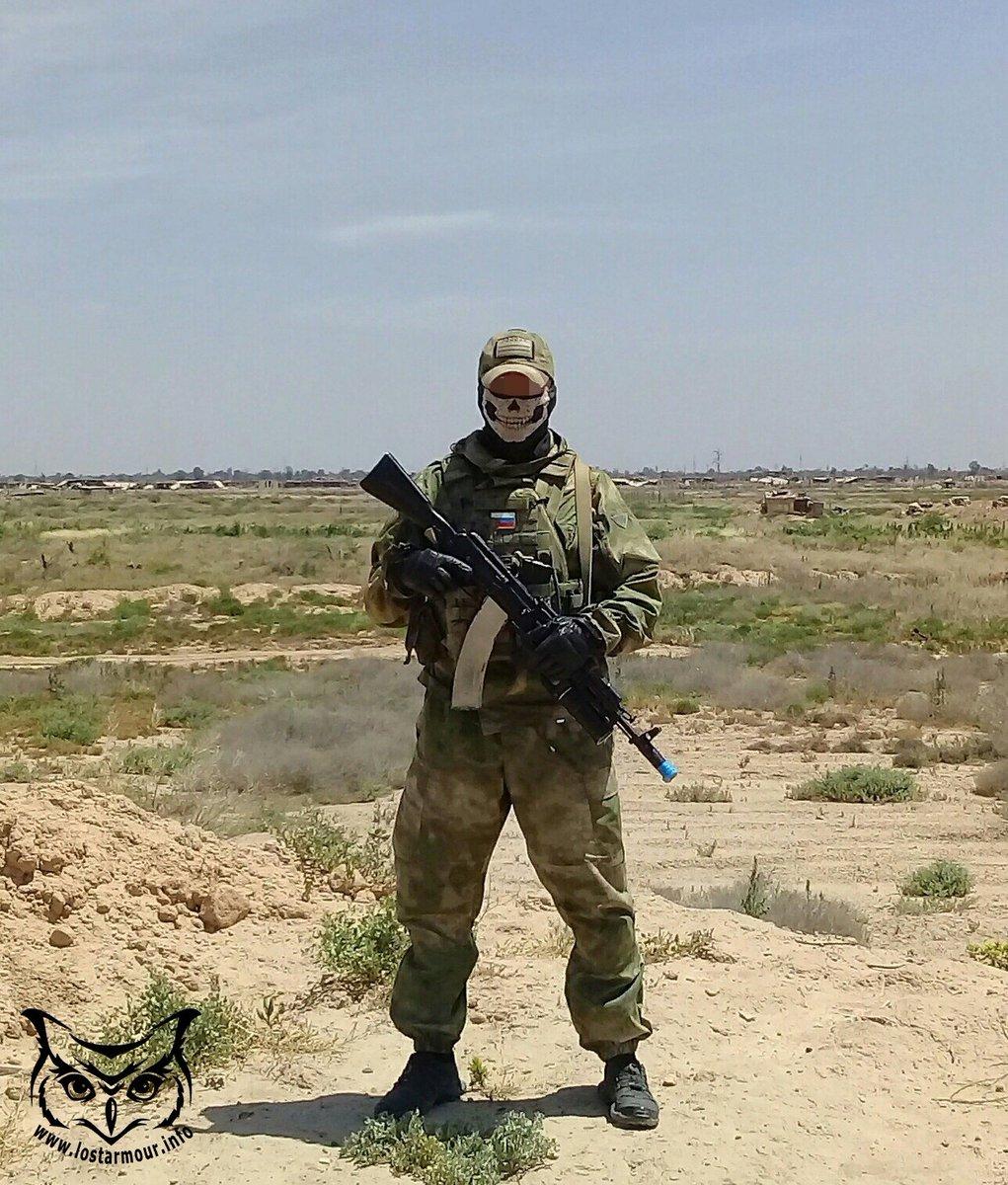 Спецназ гру россии в сирии