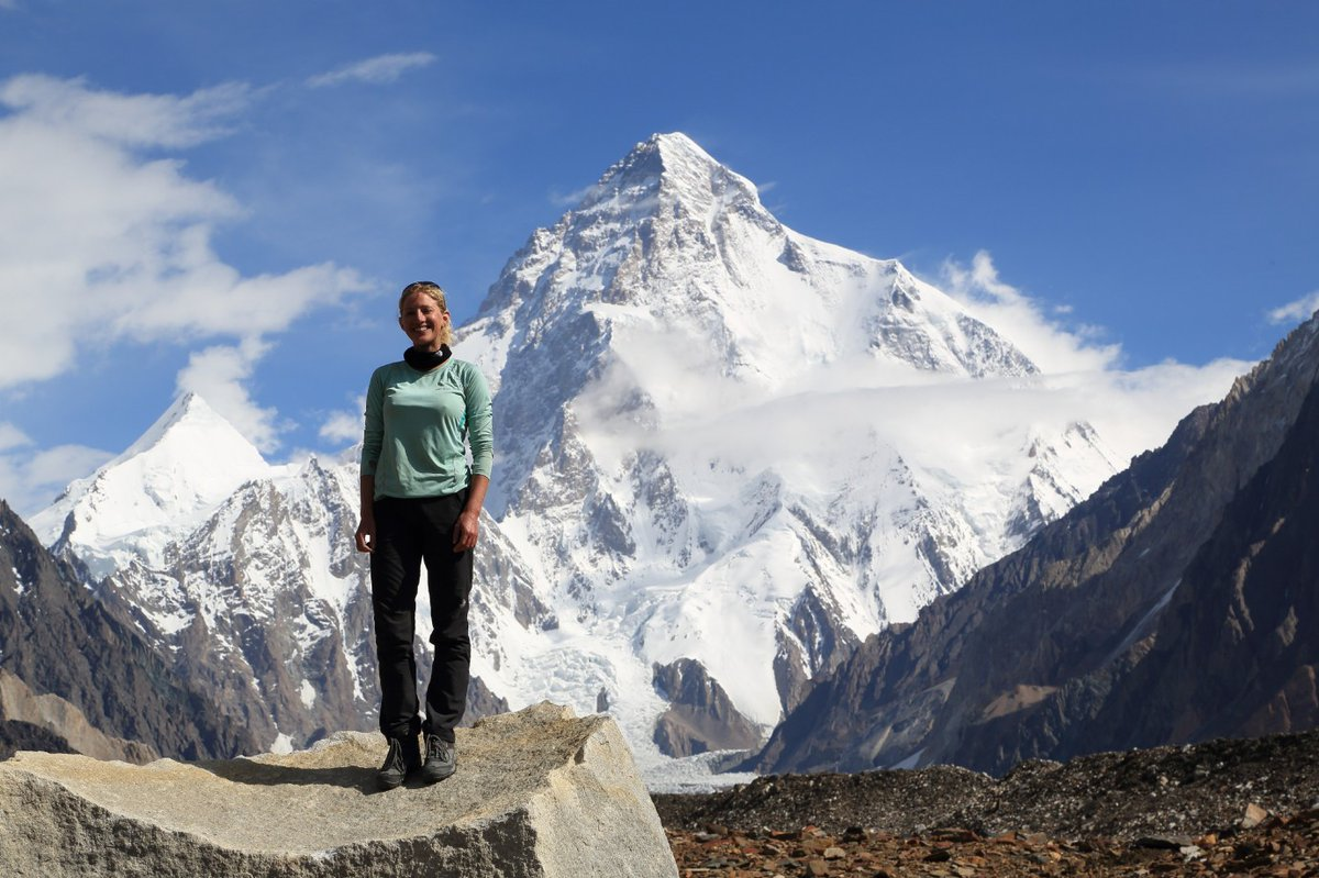 Where is the World's Most Beautiful Base Camp Trek? You May Be Surprised...This world famous trek is very safe. Dan Mazur leads this exciting remote trek on the worlds largest glacier system. Our 2019 trek was fabulous. http://www.K2Trekking.com  #K2 #Expedition #SummitClimb
