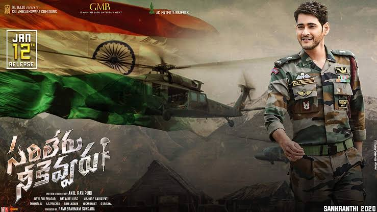 Hatsoff #SarileruNeekevvaru Team!  Best #Patriotic #Tollywood movie in 20 years. My 6-year son is fascinated and after watching movie he says will go to #Kashmir and protect all of us.   #SarileruMeekevvaru        @urstrulyMahesh         #DilRaju        @AnilRavipudi  #JaiHind!!!<br>http://pic.twitter.com/NHRgEjfsMv