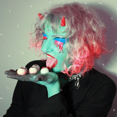 Tasty . Bodypaint and concept by @SickSadGirls  #NewProfilePic<br>http://pic.twitter.com/zwVM9XALUC
