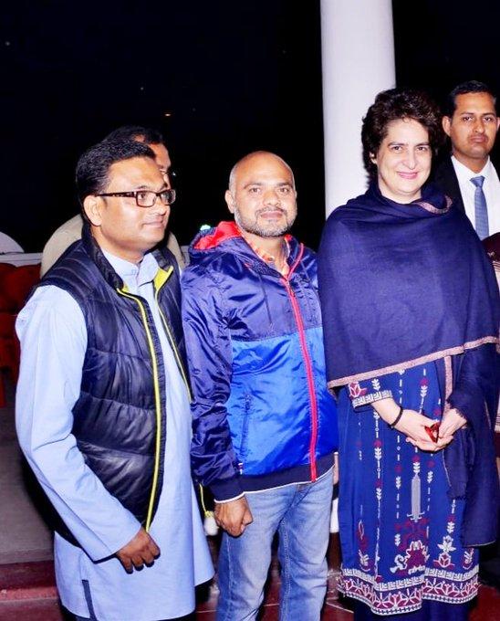 Wishing Priyanka Gandhi ji a very Happy Birthday.