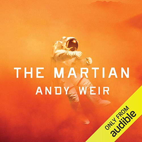 The number 6 selling audiobook this week is The Martian narrated by Wil Wheaton! Have you read/listened to it? https://t.co/Hf3OCroWuz