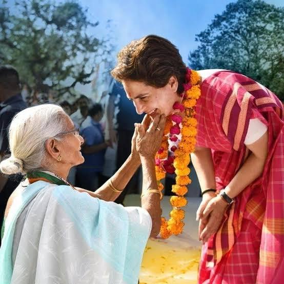 Happy Birthday Madam Priyanka Gandhi Ji