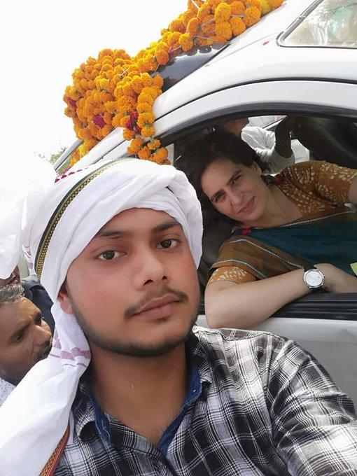 Wishing u Happy Birthday Priyanka Gandhi ma\am