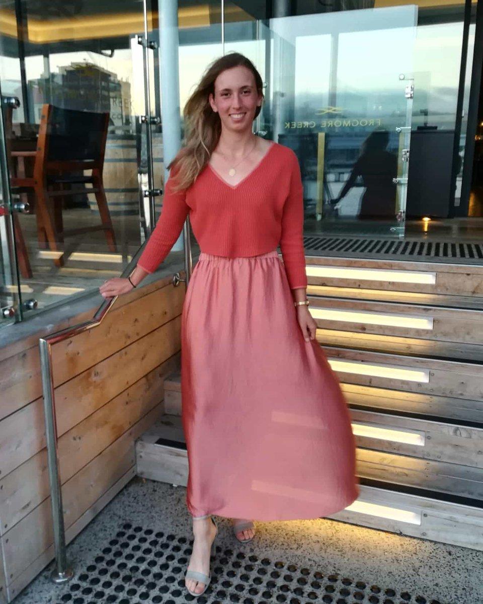 Elise Mertens @elise_mertens