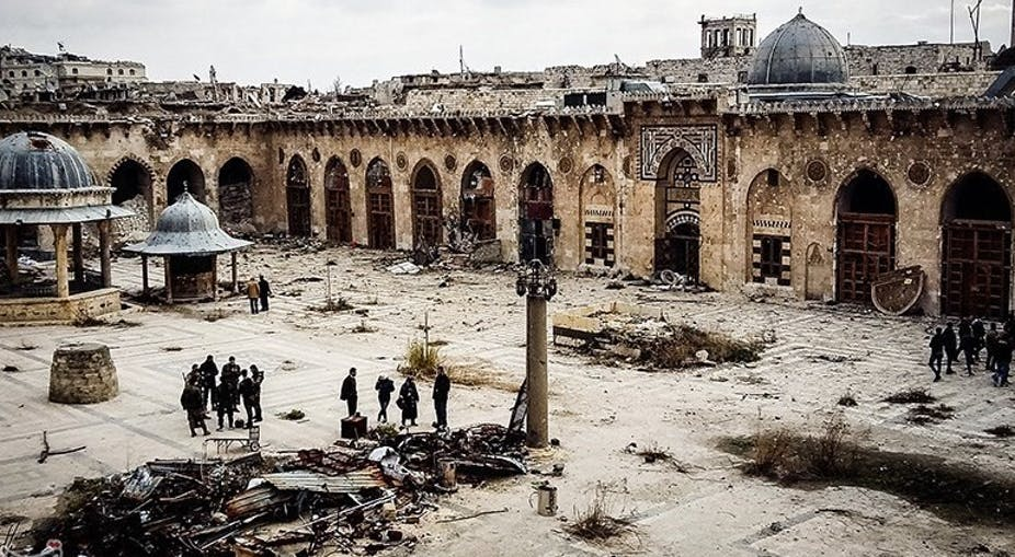 ⭕️ Destroying cultural heritage is an attack on humanity's past and present – it must be prevented ℹ️ theconversation.com/destroying-cul… ℹ️ archaeologyin.org