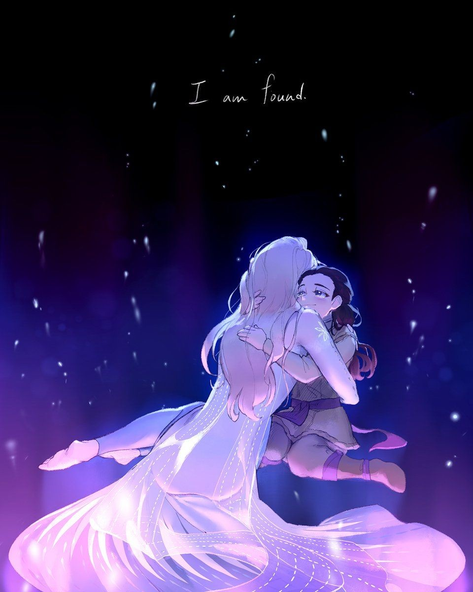 I'm back, mother. #Frozen2  <br>http://pic.twitter.com/LTH6xziDbV