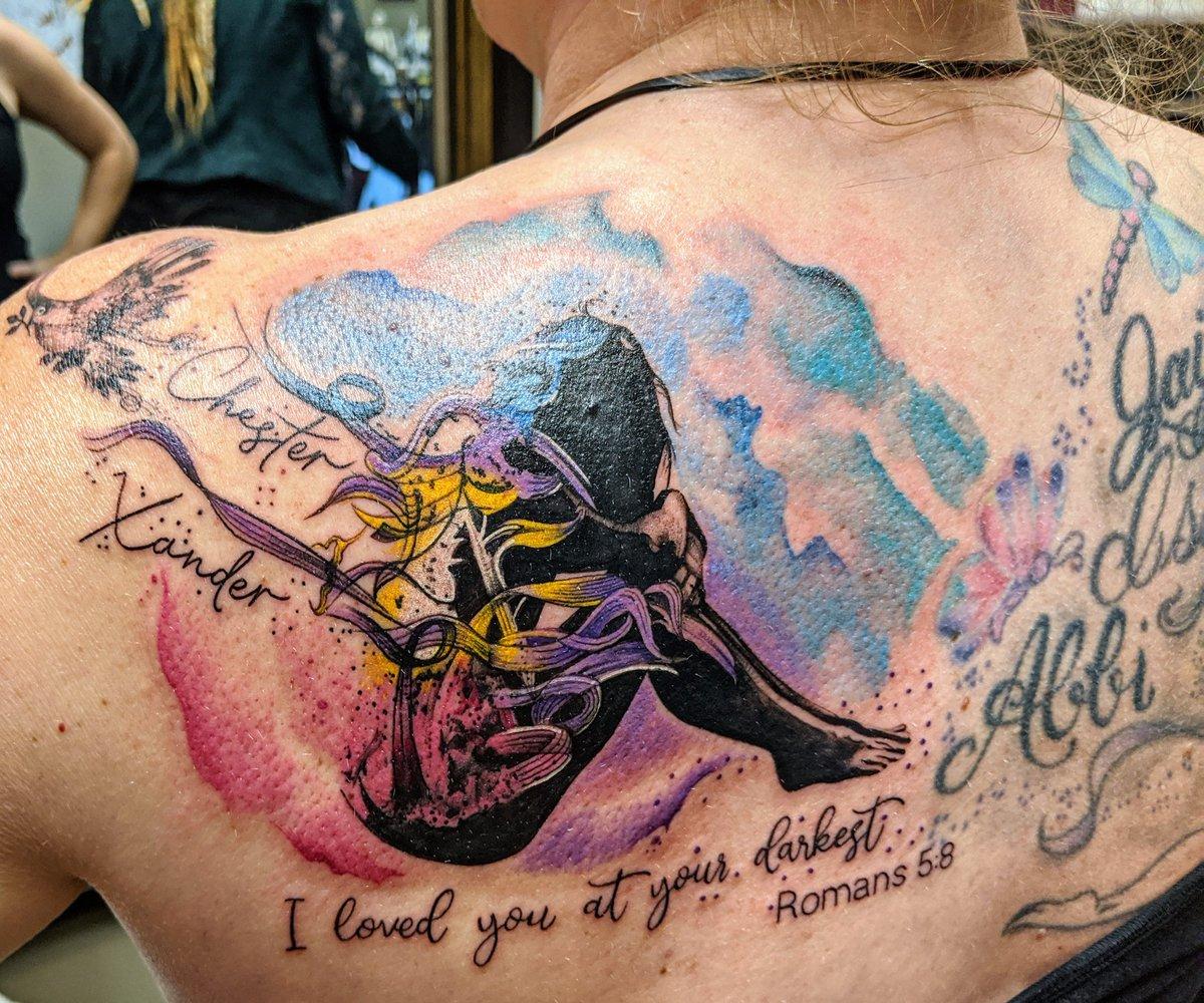 Linkin Park Tattoos Ink In Park Twitter