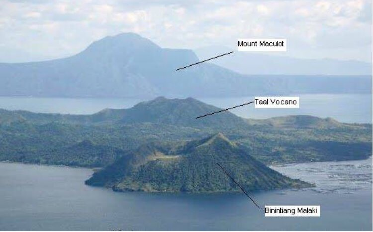 Now I know the real taal volcano 🌋