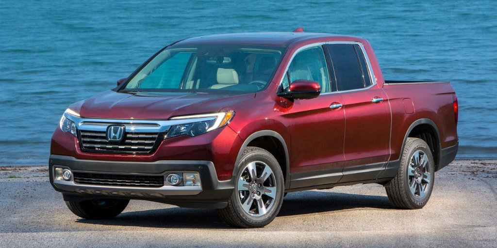 The Honda Ridgeline is more comfortable than the average midsize pickup, yet it retains nearly all the utility of its workaday rivals. #Honda #HondaRidgeline #Ridgeline #PickupTruck  #Trucks #TimamCars #Cars #TimamImports #AffordableImports