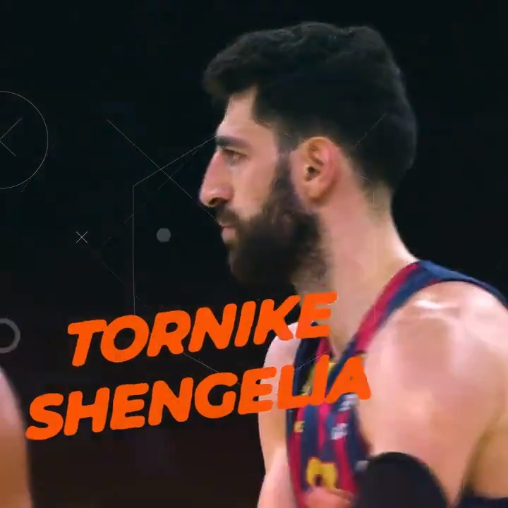 It may have not been a win... But it was a career-high 37 PIR for @TokoShengelia23 🔥 #GameON