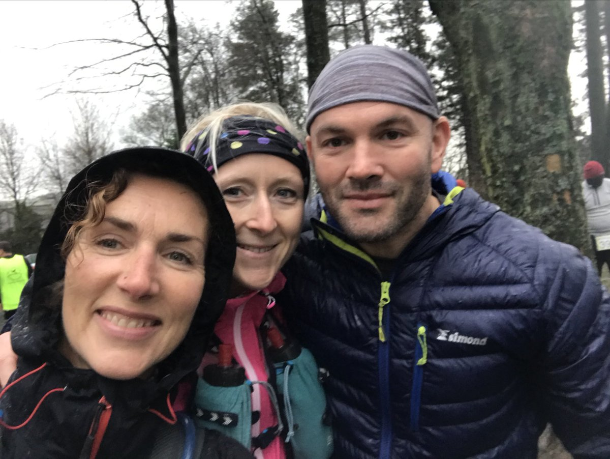 Before, during and there is no after pic! Langsett loop 15 miles #Langsett #Mud #trailrunning