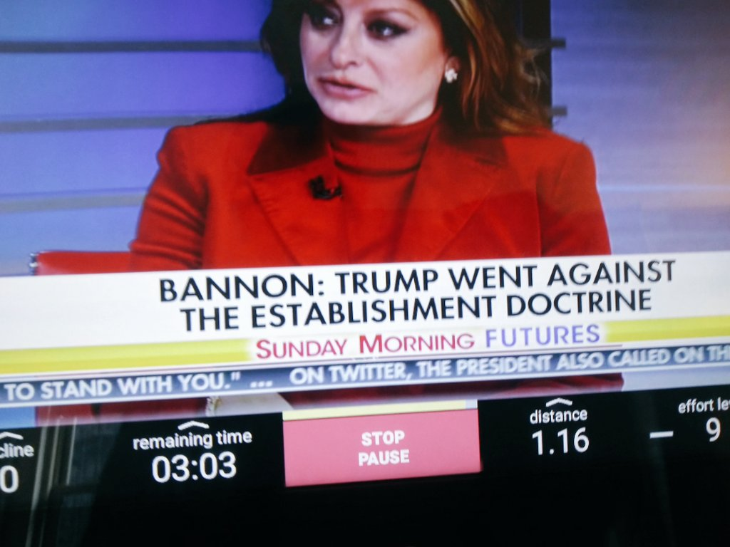 @SundayFutures @MariaBartiromo on fire this morning #thetrumpdoctrine vs. #thedeepstate like @TuckerCarlson #shipoffools<br>http://pic.twitter.com/51XhN4XTFB