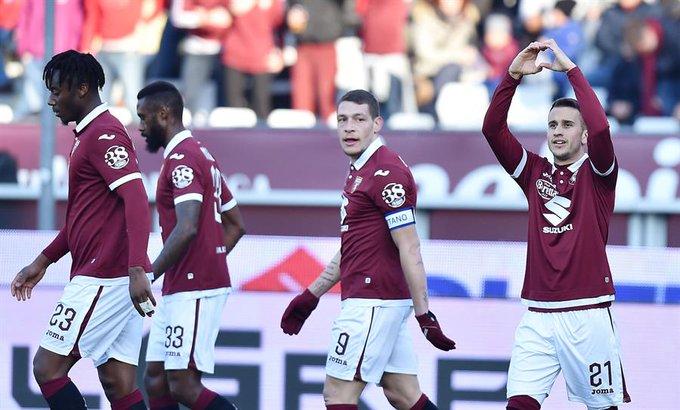El Torino no se detiene, derrotó 1 a 0 al Bologna y se acerca a la zona de Copas Europeas en la Serie A (Video) EOF7lsZXkAACeV5?format=jpg&name=small