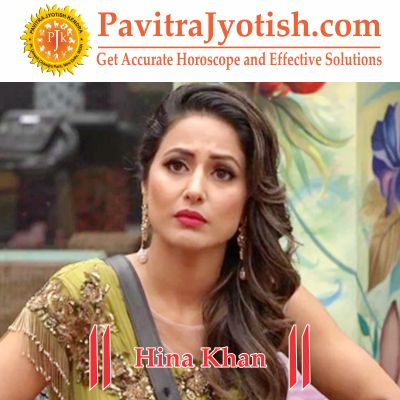 About Hina Khan  Hina Khan is a TV entertainer who continued getting one of the famous TV on-screen characters. Read more: https://bit.ly/2R9qSxY  #horoscope #hinakhan #hinakhanhoroscope #Indiantelevisionactress #filmactresspic.twitter.com/6jLp4ex4ta