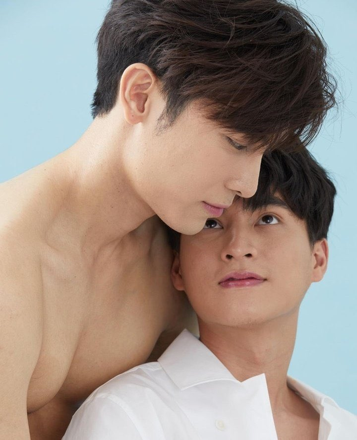Type/Gulf is my ideal uke~ he may be the softest and sweetest whenever he is with his seme but whenever his seme is in trouble, hell's broke loose, he will protect his man~ he does not need to be sheltered but prefer to stand beside his man & love him as he is loved   #mewgulf<br>http://pic.twitter.com/iypTyC2EPM