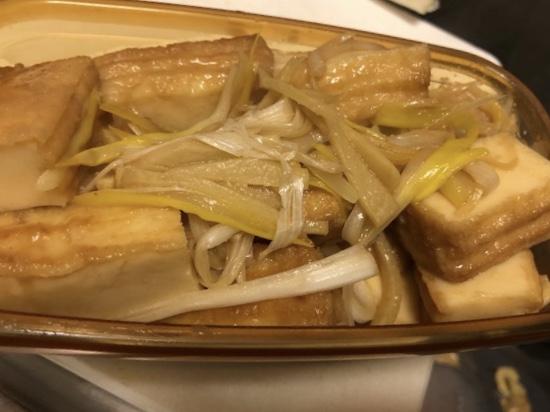 豆腐ステーキ 絹