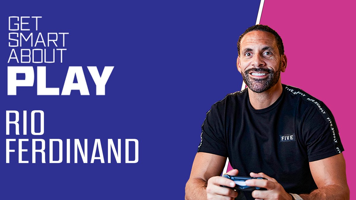 Managing play time can be difficult with children!  🎮  Get your friends and family Smart about P.L.A.Y and guide them on how they can set ground rules   https://t.co/DY4VMDeG1k 👈👈👈 #PLAYtogetherUK