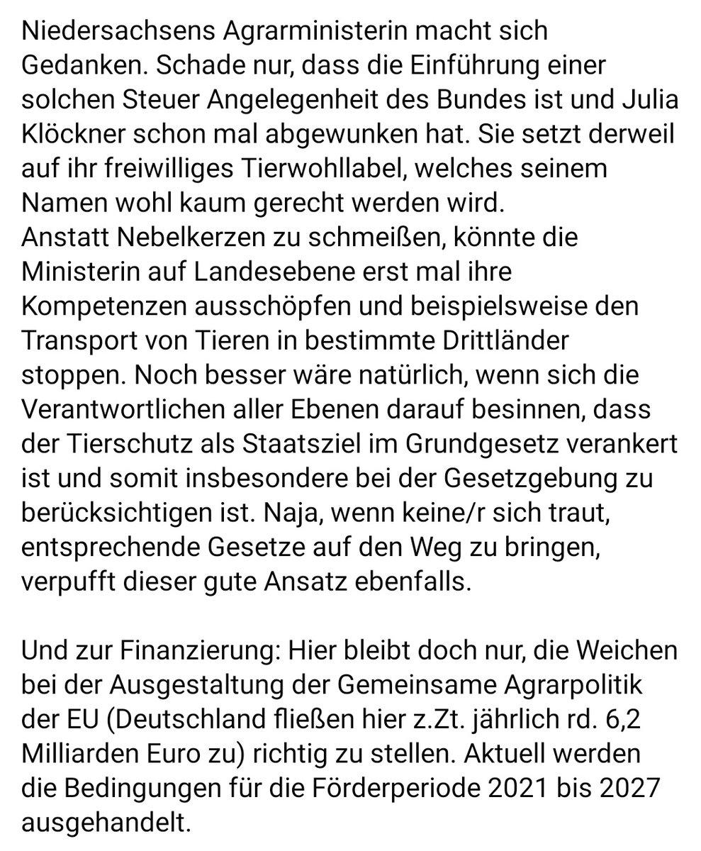 #Klöckner