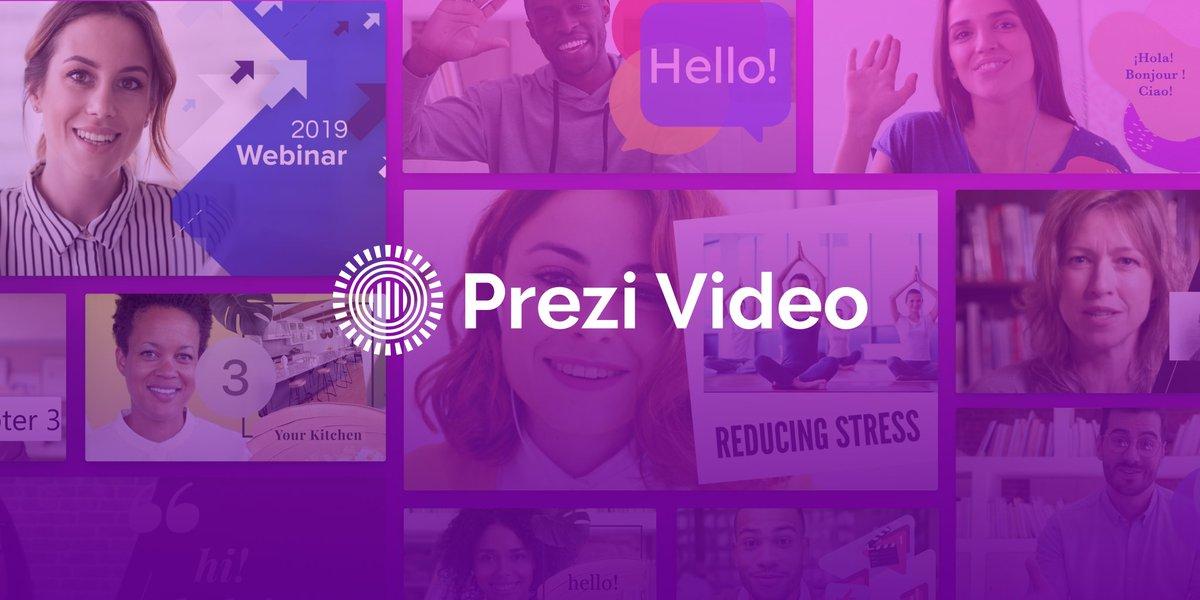 Nuestros editores han seleccionado el contenido top de #PreziVideo para que la inspiración te llegue antes. Descubre más: https://t.co/BHR9KoHcPr https://t.co/KIQ0IsxzH7