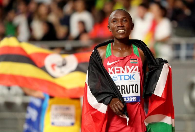 Athletics: Kipruto sets 10km road world record in Valencia https://reut.rs/2tRAANE