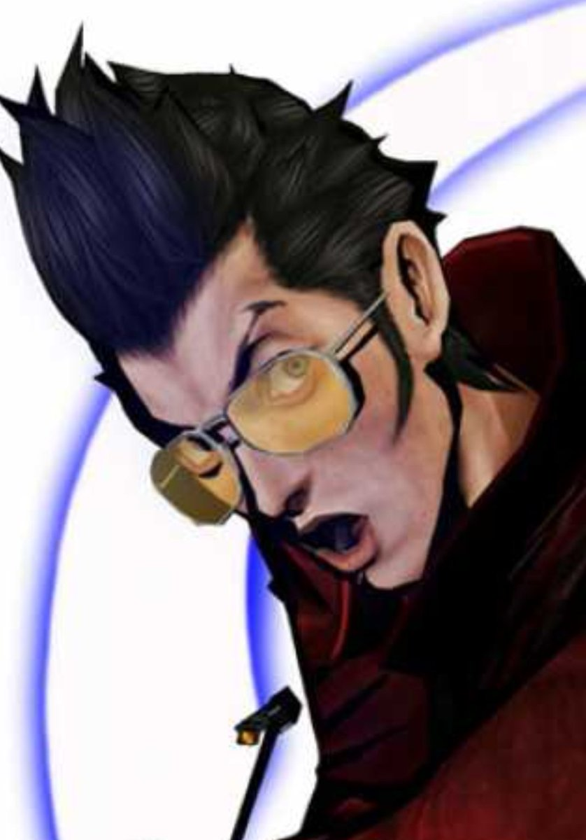 Travis Touchdown got one of the biggest glow ups in video game history <br>http://pic.twitter.com/A0rDBo0ZWJ