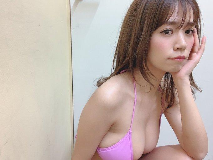 グラビアアイドル菜乃花のTwitter自撮りエロ画像21