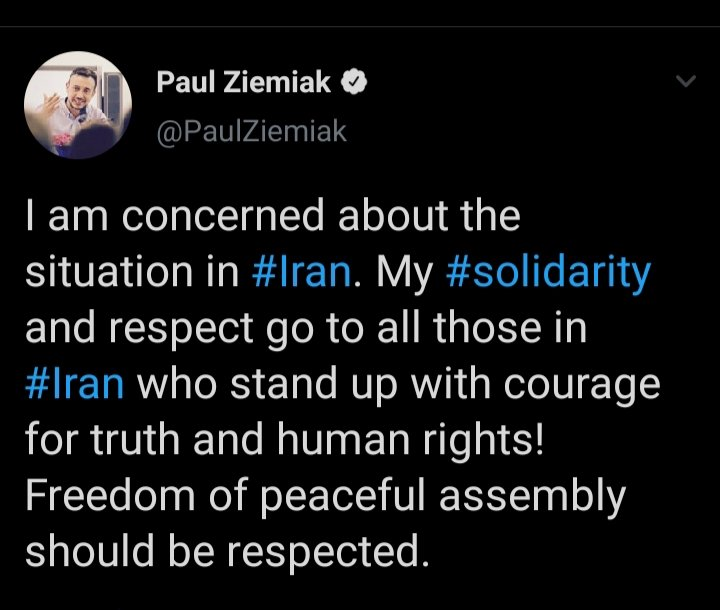 #IranProtests