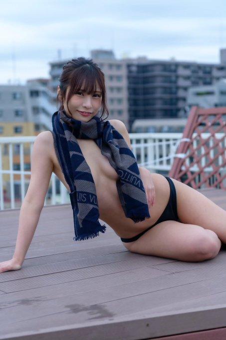 グラビアアイドル葉月佐和のTwitter自撮りエロ画像28