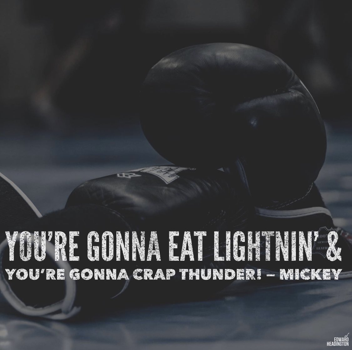 Time to Eat Lightning & Crap Thunder a la Mickey #rocky #rockybalboa #slyvesterstallone #boxing #boxer #sweetscience #film #cinema #philadelphia #philly #actor #oscarwinner #academyawards #quote #quotes #moviequotes #moviequote #70s #1970s #70smovies #burgessmeredithpic.twitter.com/WaNDDu0NH0
