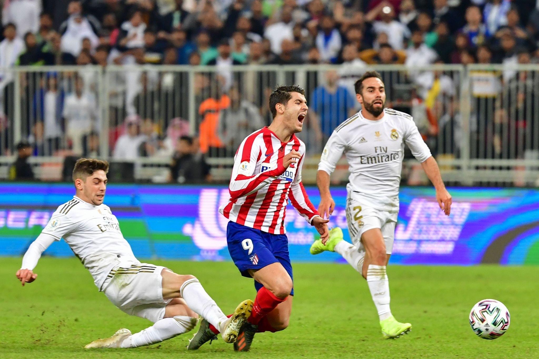 Суперкубок Іспанії. Фінал. Реал - Атлетико 0:0; пен.: 4:1. Зідан розігріває апетит? - изображение 2